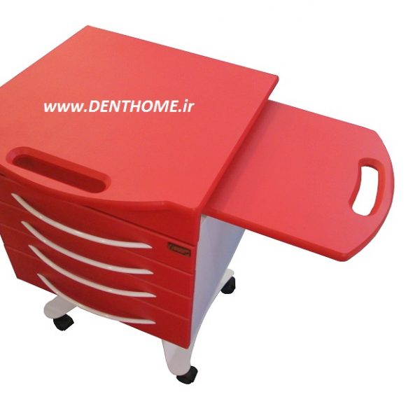 MOBILE CABINET CART DENTAL Drawer HG4 chakavak 1