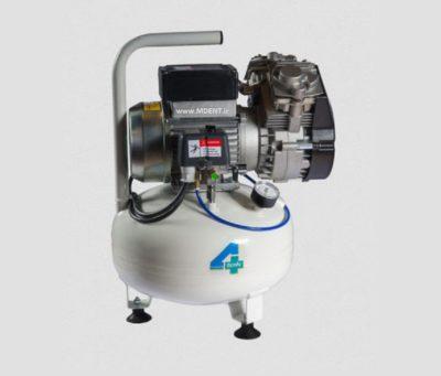 4TEK MIR100 Dental compressor medical oilfree 1