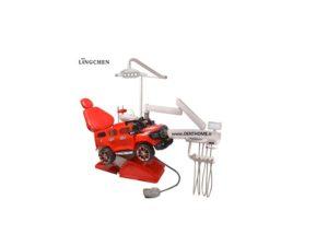 یونیت دندانپزشکی اطفال LINGCHEN dental unit chair LINGCHEN